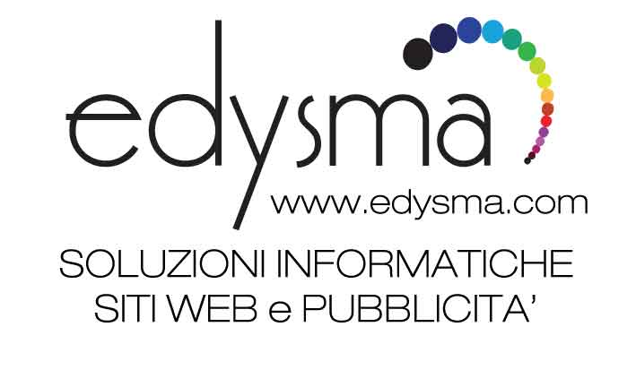 Edysma siti web, indicizzazione, vendita on line
